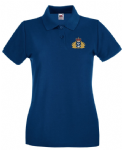 Ladies Fitted Polo ss505 - Any Rank